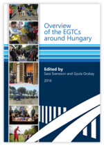 Overview of the EGTCs around Hungary