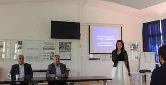 SARAJEVO' STUDY TOUR - Cross-border cooperation in pre-during and post conflict situation (Israel/Palestine)