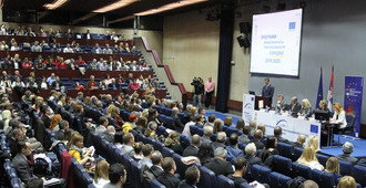 The Fifth National Conference on Cross-Border Cooperation, Belgrade