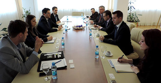 AEBR and CESCI Balkans met the Minister of Economic Relations and Regional Cooperation of the Republic of Srpska and signed a memorandum of understanding