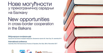 New opportunities in cross-border cooperation in the Balkans