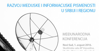 Development of Media Literacy and Information in Serbia and Region