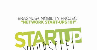 Erasmus+ mobility project Network Start-ups 101