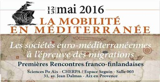 "Colloquium ""Mobility in the Mediterranean: Challenges of migration to the Euro-Mediterranean societies"""